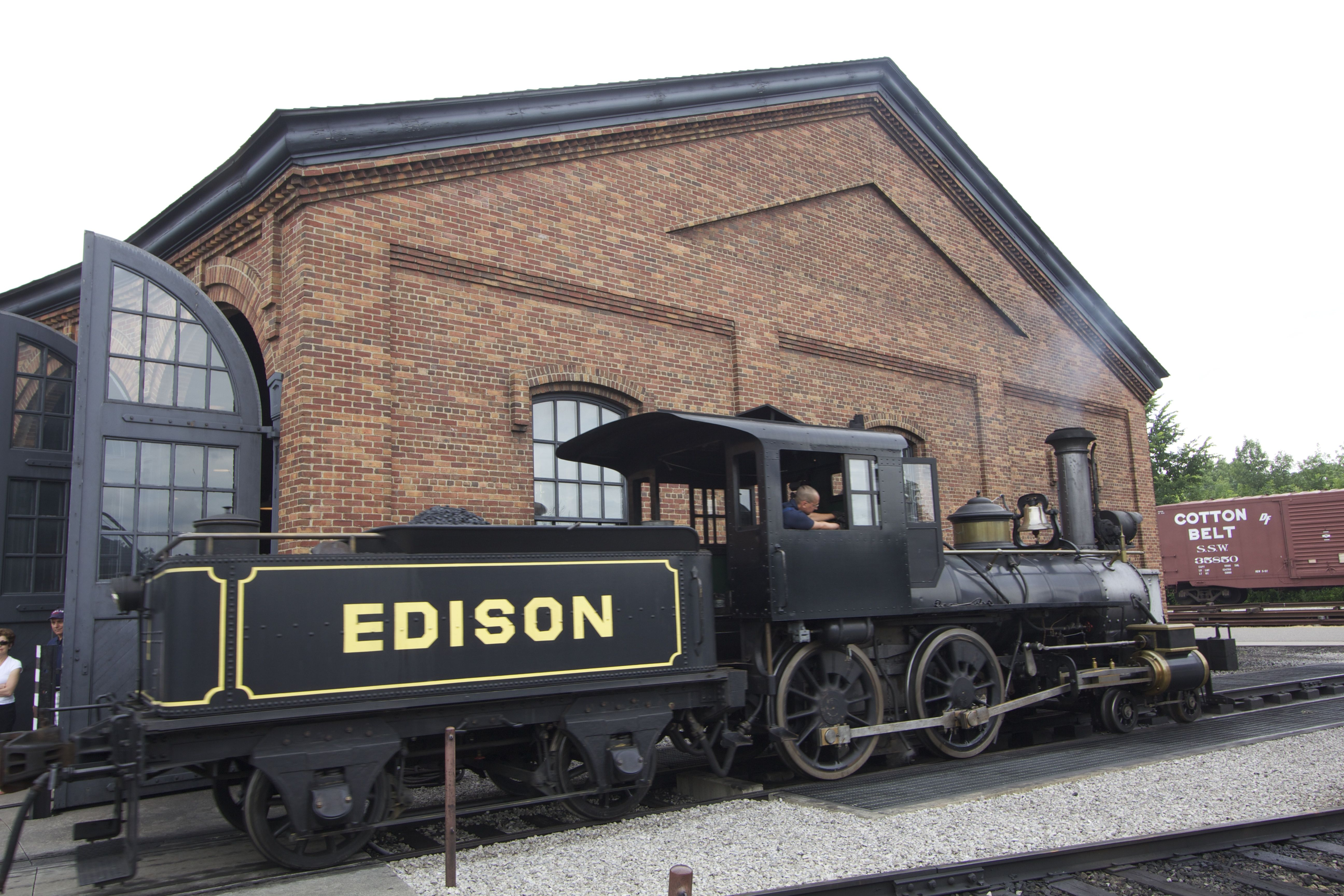 EDISON Train at Greenfield