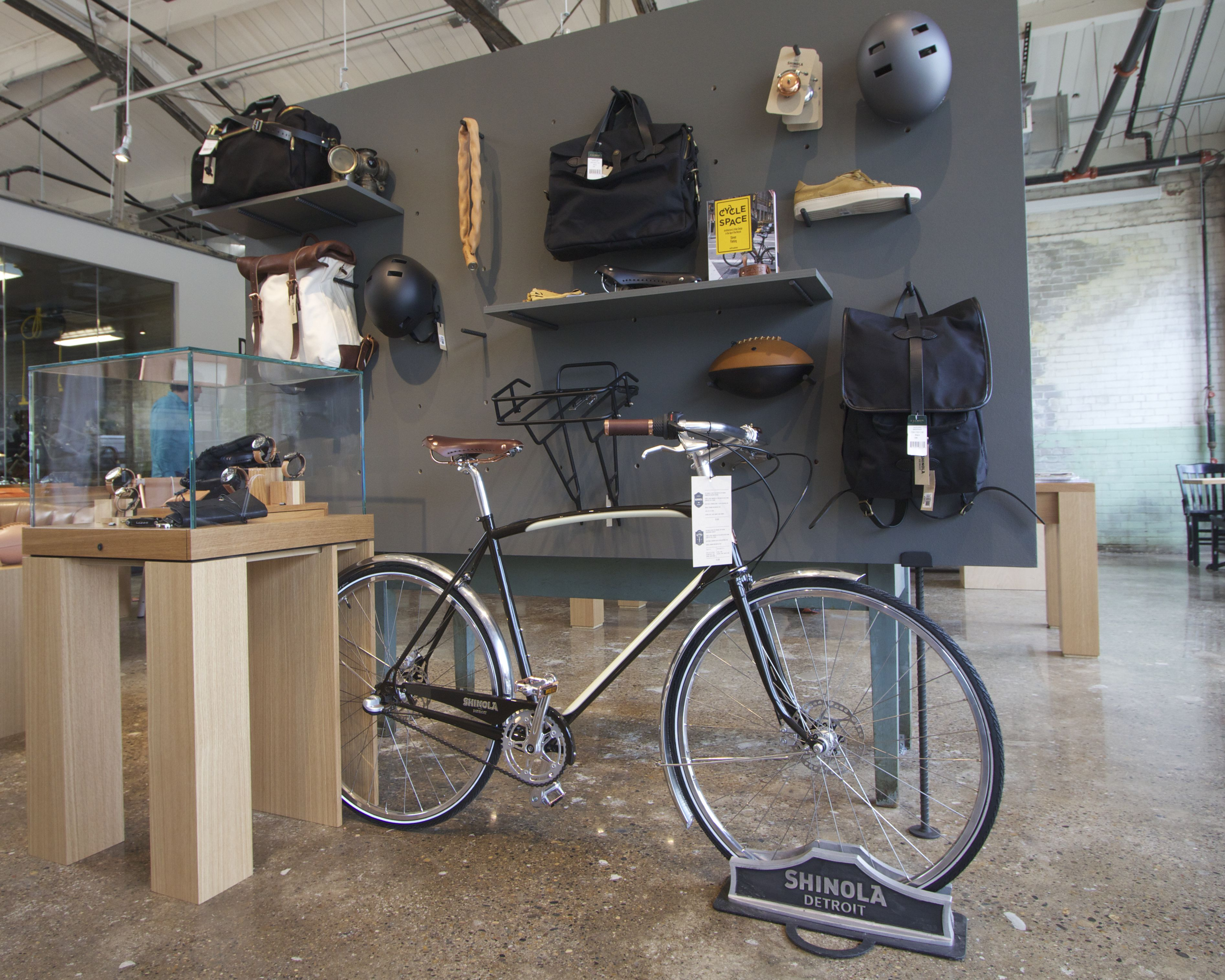 Shinola Retail Shop