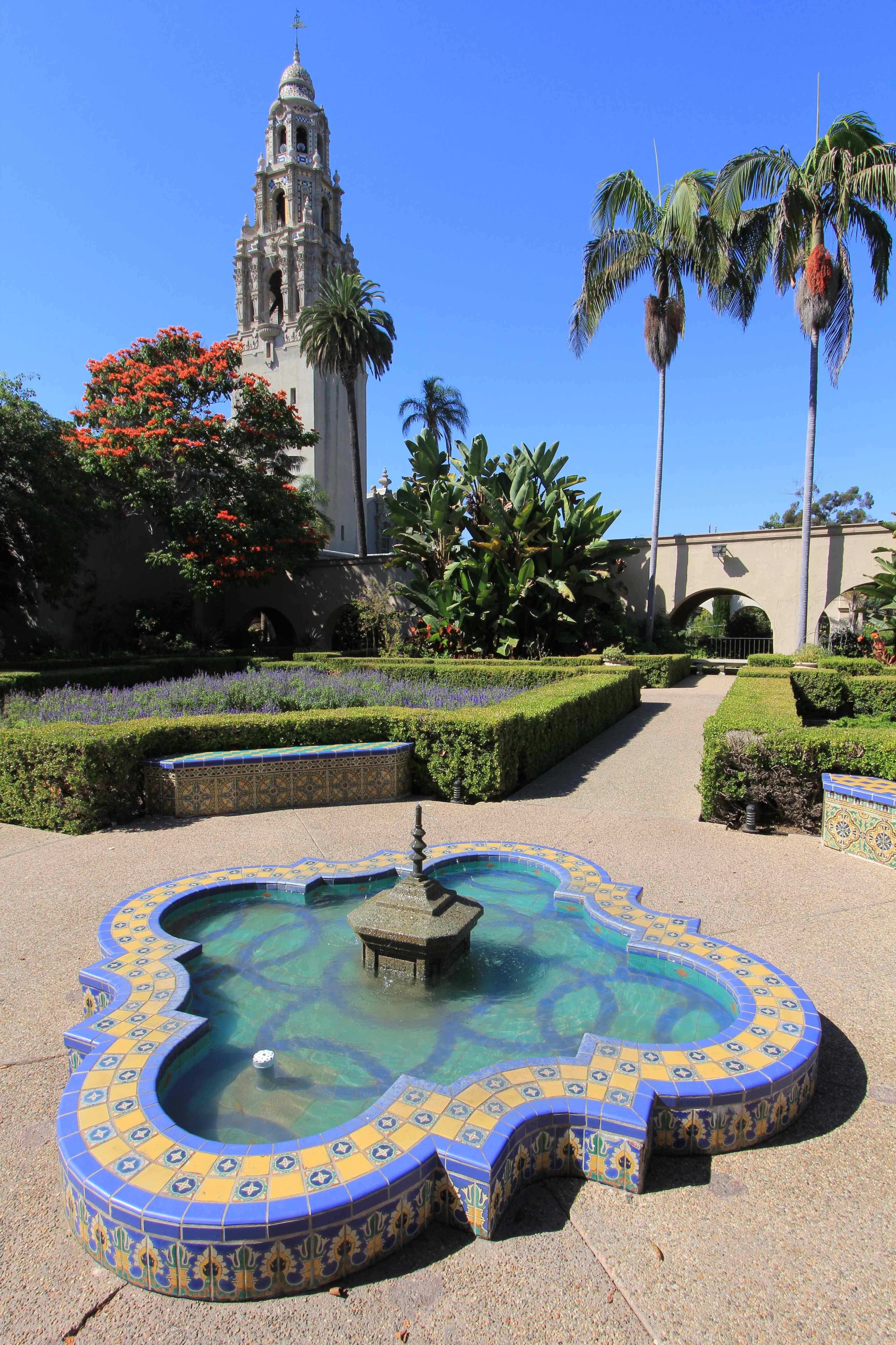 Spanish Gardens