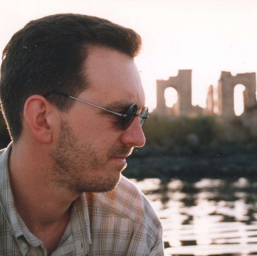 Kevin Revolinski, AKA The Mad Traveler.
