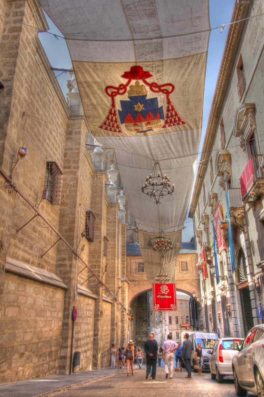Corpus Christi, Toledo, Spain, Travelers Roundtable, Robert Bundy
