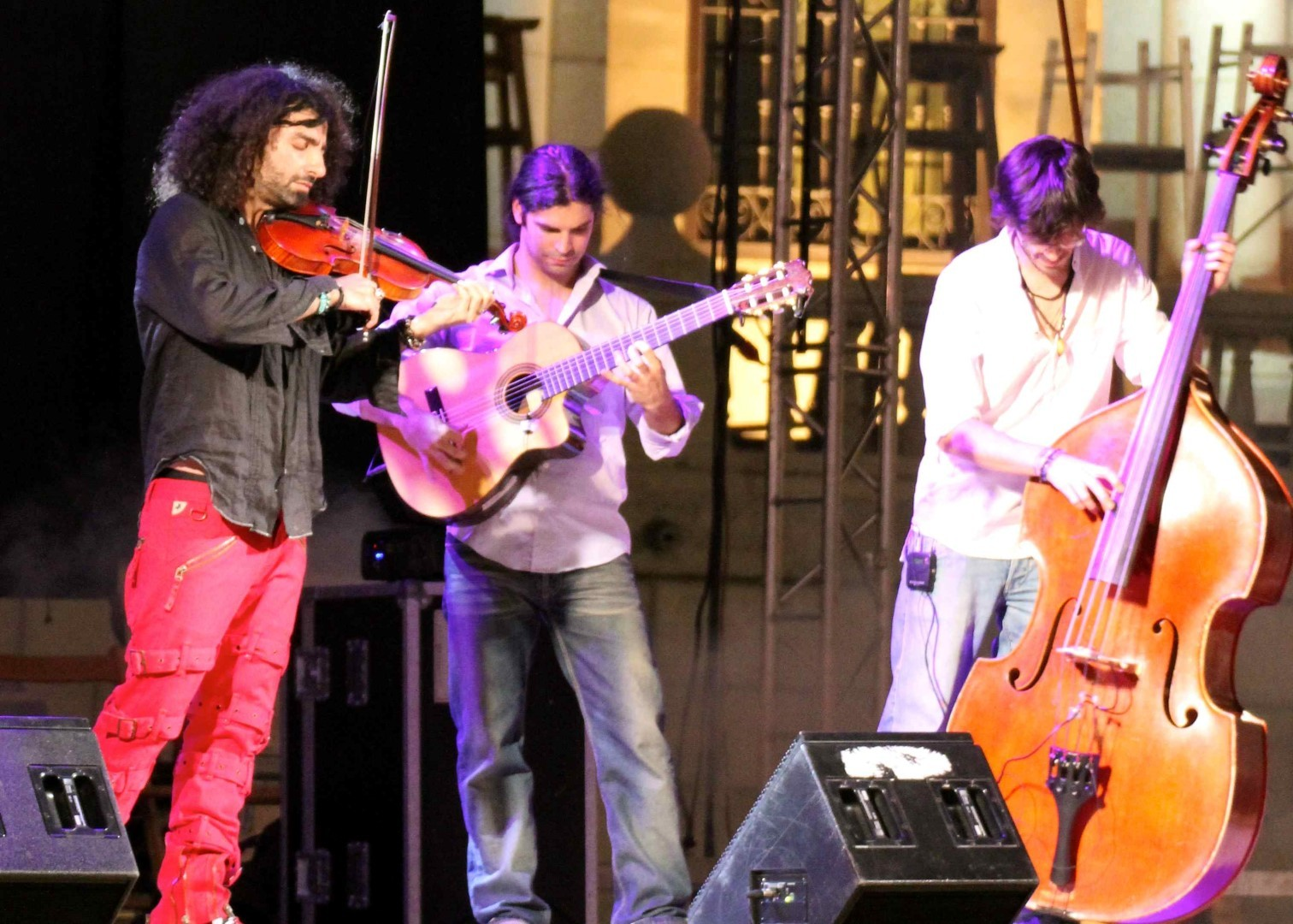 Ara Malikian, Toledo, Spain, Corpus Christi, Travelers Roundtable, Robert Bundy