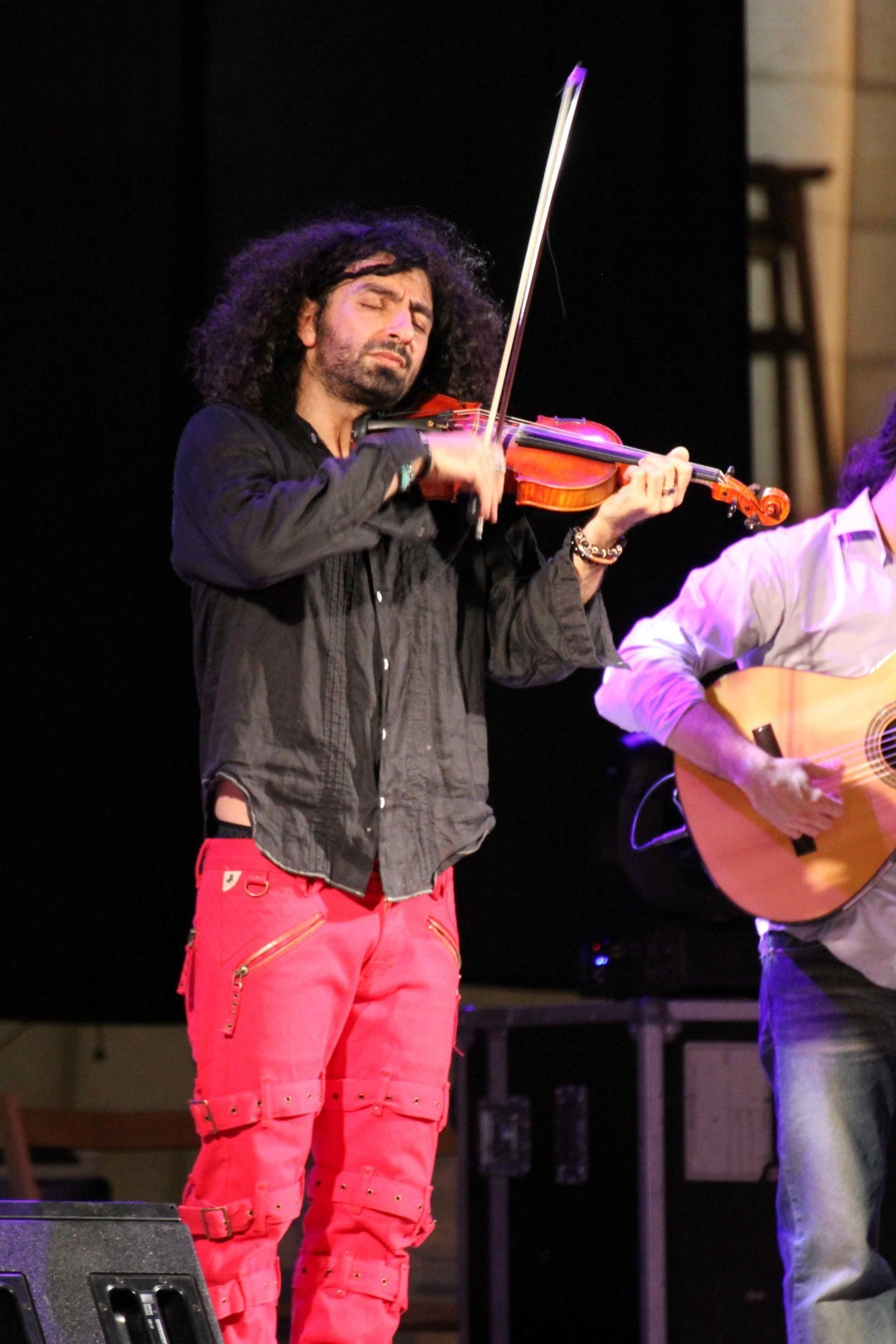 Ara Malikian, Toledo, Spain, Travelers Roundtable, Robert