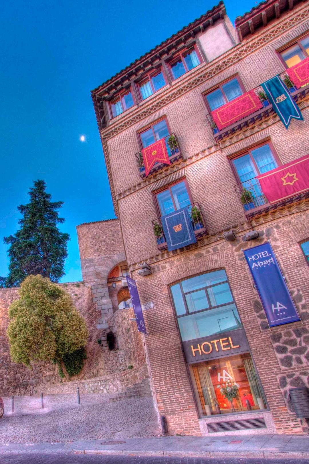 Hotel Abad, Toledo, Spain, Travelers Roundtable, Robert Bundy