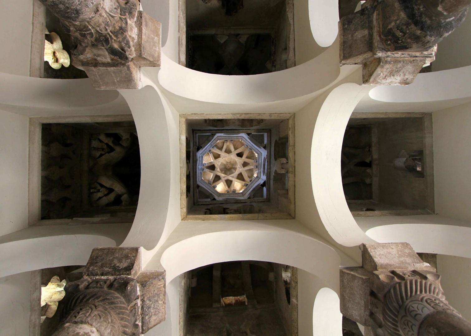 Mezquita Cristo de la Luz, Mudejar, Toledo, Spain, Travelers Roundtable, Robert Bundy