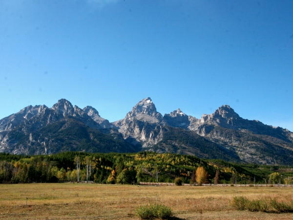 Grand Tetons Cathedral GroupBest