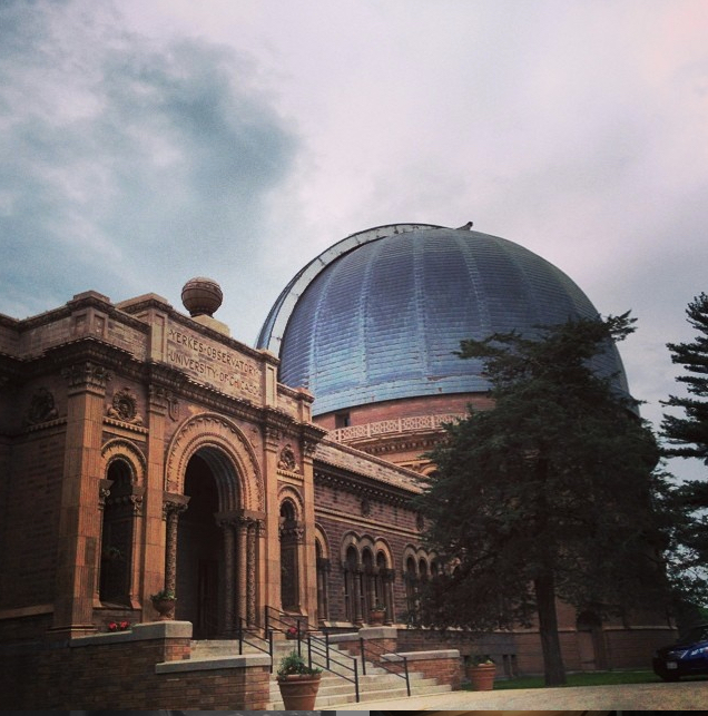 Abbey Resort Story - Yerkes Observatory